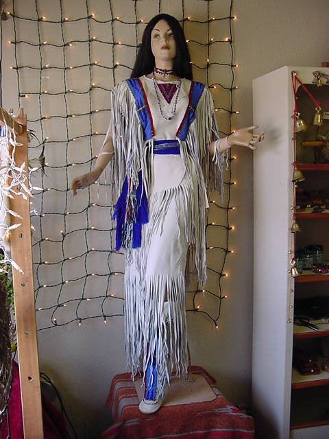 Native American Clothing Store Near Me