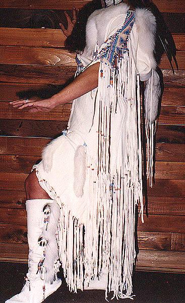 Buckskin Dresses